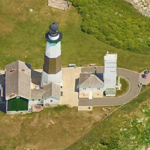 Montauk Point Light (Google Maps)