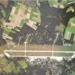 Censored Airfield Geilenkirchen (Google Maps)