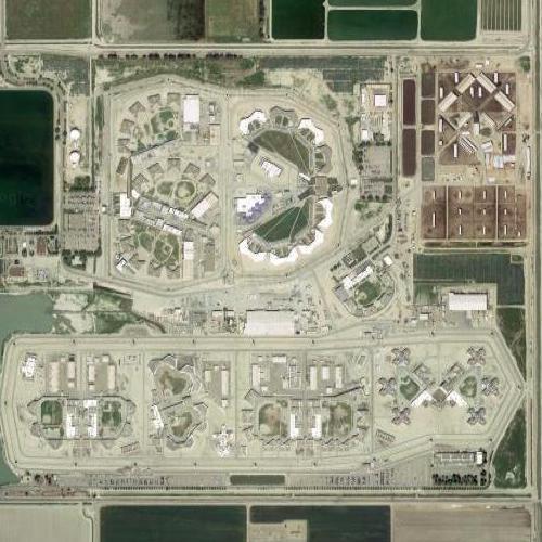 california state prison  corcoran  csp