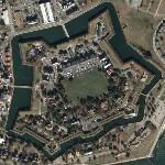 Fort Monroe (Google Maps)