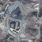 Laguna Seca Raceway (Google Maps)