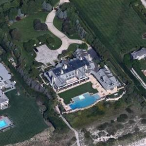 Howard Stern's House (Google Maps)