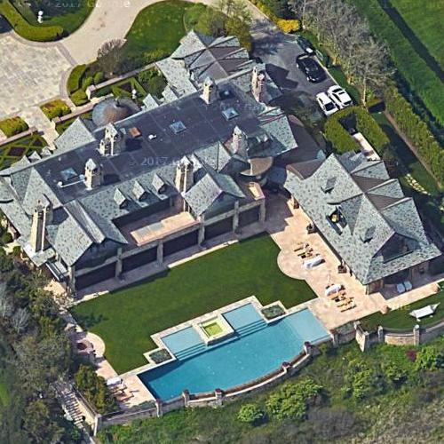 Howard Stern S House In Southampton Ny Google Maps