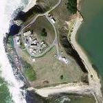 Pillar Point Air Force Station tracking station (Google Maps)