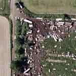 Illegal Junk Yard (Google Maps)