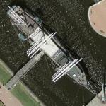 Seute Deern - three-masted sailing vessel (Google Maps)