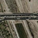 El Paso Border Crossing 3 (US-Mexico) (Google Maps)