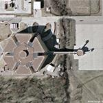 Airport Prison with Jetbridges (Google Maps)