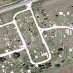Bagdad Cemetery (from Texas Chainsaw Massacre) (Google Maps)