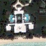 Albany House - Bahamas Villa owned by Tiger Woods