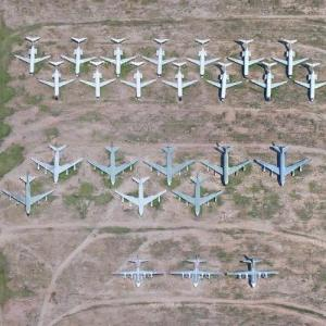 Boneyard, The (Google Maps)