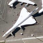 Concorde (Google Maps)