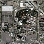 Disneyland (Google Maps)