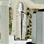 Blue Whale Skeleton (Google Maps)