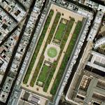 Jardin du Palais-Royal (Google Maps)