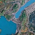 Hoa Binh Dam on the Black River