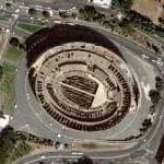 Coliseum Rome (Google Maps)