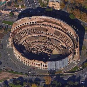 Colosseum (Google Maps)