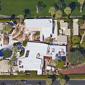 Frank Sinatra Compound in Rancho Mirage (Google Maps)