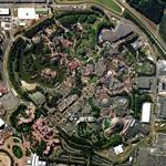 Disneyland Paris Resort (Google Maps)