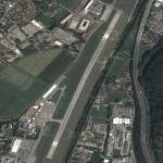 Lugano Airport (Google Maps)