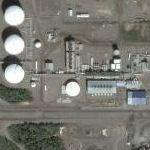 LNG Facility (Google Maps)