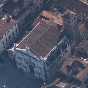 Church of San Stae (Google Maps)