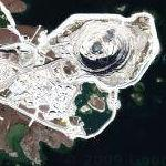 Diavik Diamond Mine (Google Maps)