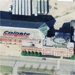 Colgate-Palmolive Factory & Clock (Google Maps)
