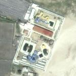 Theme park under construction (Google Maps)