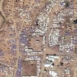 Refugee Camp in West Darfur