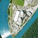 Beznau Nuclear Power Plant (Google Maps)