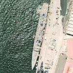 Australian Adelaide class frigate HMAS Sydney (FFG 03)