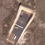 Small Arms Range at Moses Lake (Google Maps)