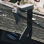 ANZAC Bridge Catastrophe (Google Maps)