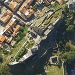 Lourdes castle (Google Maps)