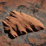 Ayers Rock (Google Maps)