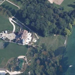 Michael Schumacher's House (Google Maps)