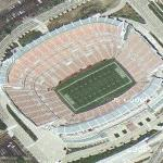 Cleveland Browns Stadium (Google Maps)