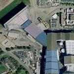 NASA Ames Wind Tunnel (Google Maps)