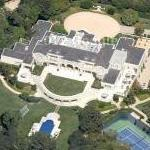 Walt Disney's House (former) (Google Maps)