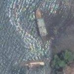 Shipwrecks (Google Maps)