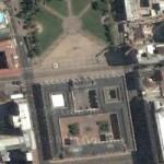 La Moneda Presidential Palace (Google Maps)
