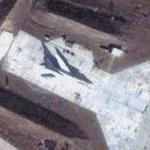 Belaya Air Base (Google Maps)