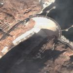Hoover Dam (Google Maps)