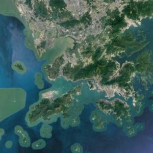 Hong Kong (Google Maps)
