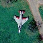 F-4 Phantom (Google Maps)