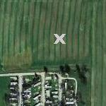Allegheny Airlines Flight 853 crash site (Google Maps)