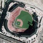 Busch Stadium (Google Maps)