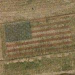 USA flag (Google Maps)